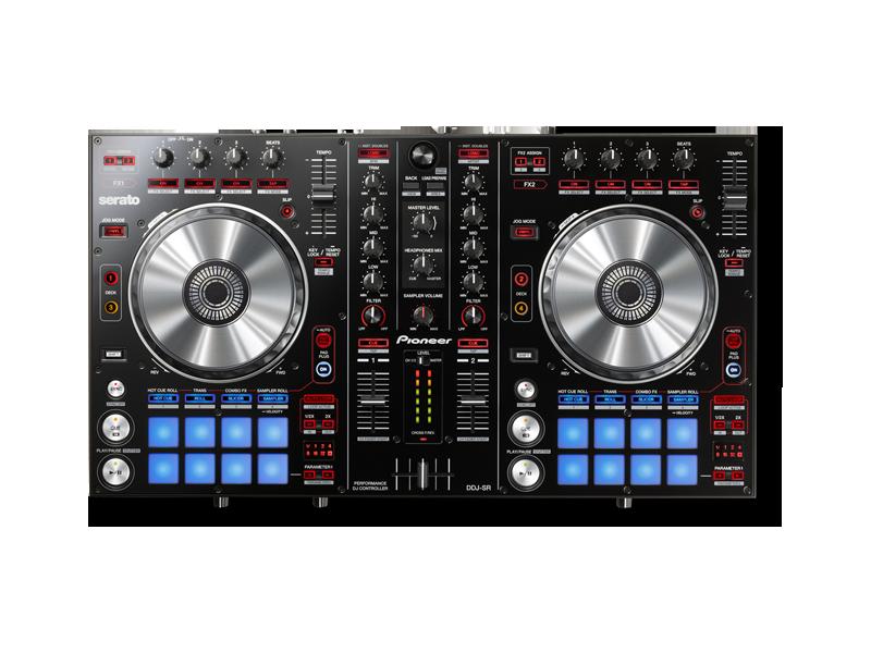Pioneer DDJ-SR2 Professional DJ Controller