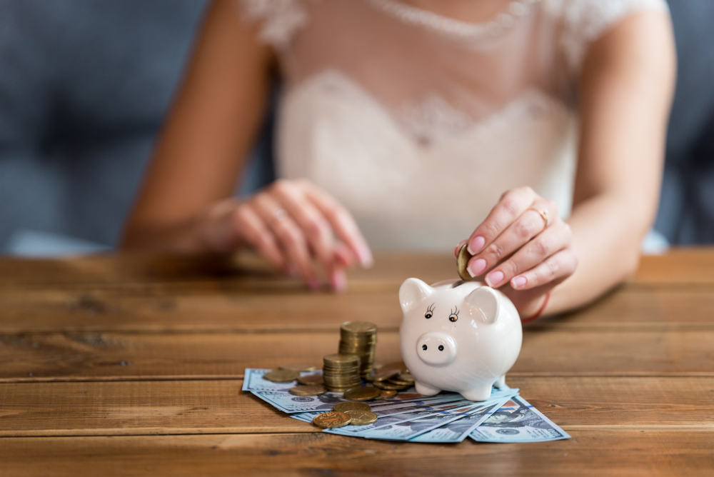 How To Stick To Your Wedding Budget